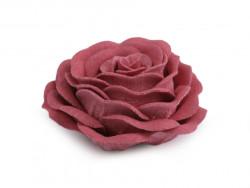 Róża ozdobna 40mm różowa