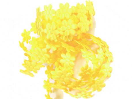 Aplikacje - cytrynowe kwiatki