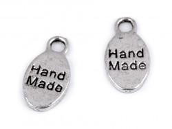 Zawieszka metalowa HAND MADE