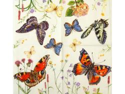 Serwetki Decoupage - Motyle