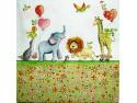 Serwetki Decoupage - Zwierzątka z zoo