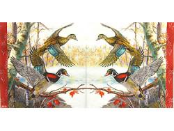 Serwetki Decoupage - Dzikie kaczki