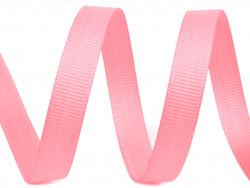 Tasiemka rypsowa 6mm różowa jasna 27,4m