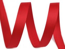 Tasiemka rypsowa 9mm czerwona 27,4m
