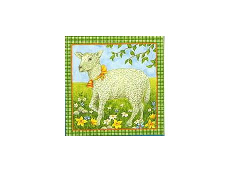 Serwetki Decoupage - Wielkanocne Jajko