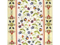 Serwetki Decoupage - Kwiatowe ornamenty