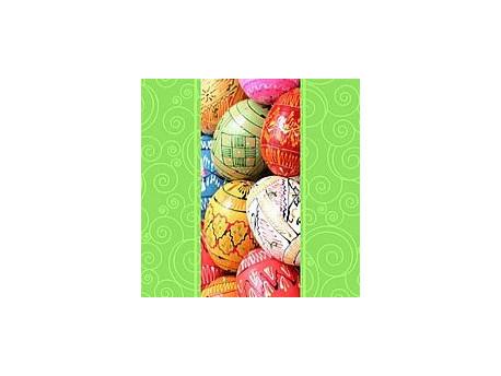 Serwetki Decoupage - Wielkanocne Pisanki