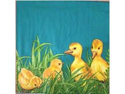 Serwetki Decoupage - Kurczaczki i Kaczuszki