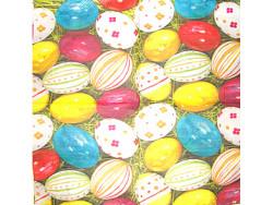 Serwetki Decoupage -Pisanki i Zajączki Wielkanocne