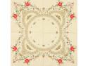 Serwetki Decoupage - Haftowany ornament