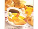 Serwetki Decoupage - Francuskie Śniadanie
