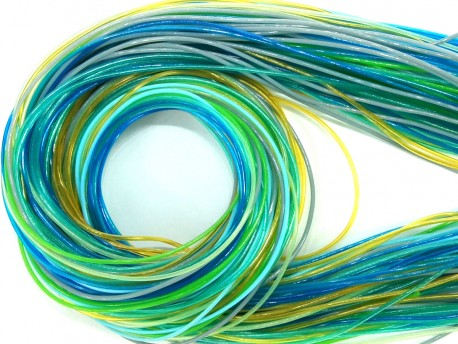 Filofun zestaw 100szt morskie kolory