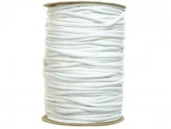 Sznurek bawełniany 3mm biały 100m