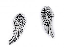 Zawieszka metalowa skrzydło Anioła duże