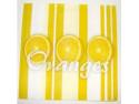 Serwetki Decoupage - Plastry Pomarańczy