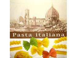 Serwetki Decoupage - Pasta Italiana