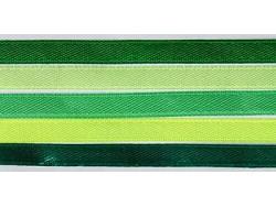 Zestaw Wstążek 6mm - Zielona Herbata