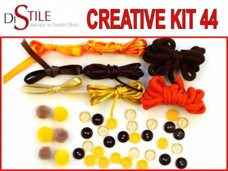 Jesień w Parku - Zestaw Kreatywny 44 elementy