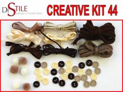 Ciepłe Kakao - Zestaw Kreatywny 44 elementy